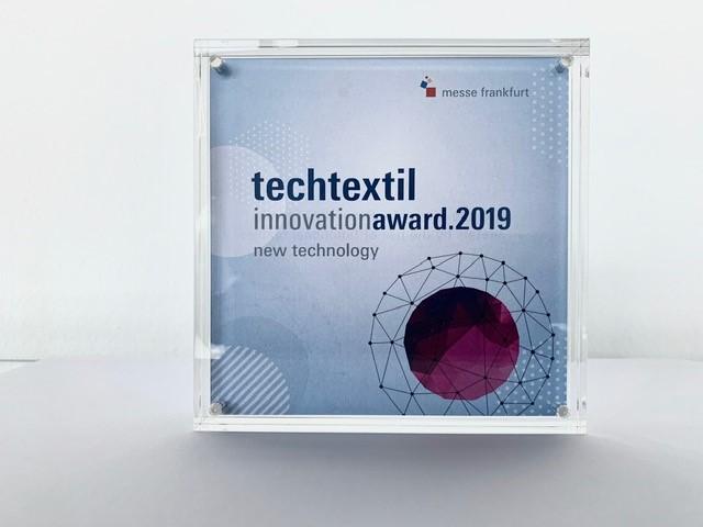 "Preisträger in der Kategorie ""New Technology"""